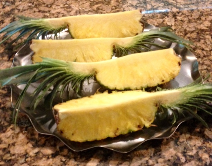 Pineapple Quarters