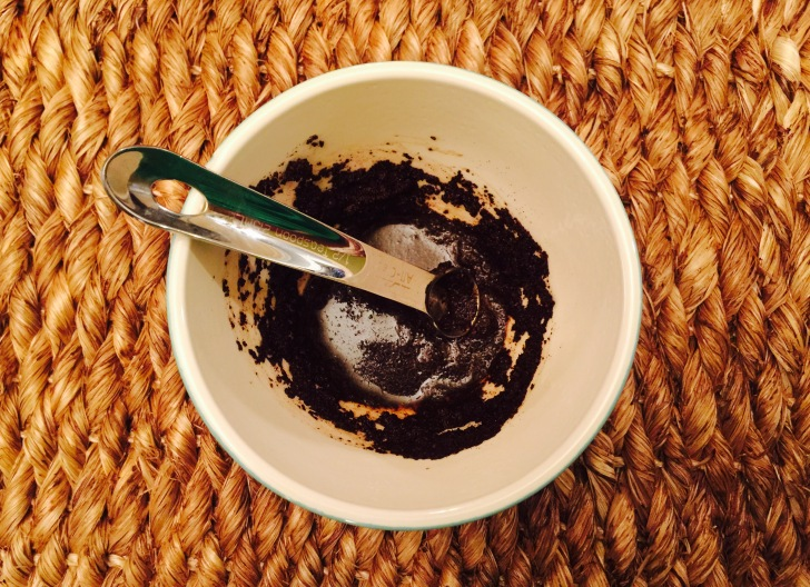 Dissolving Coffee Granules