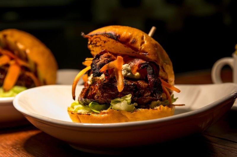 The Love Bungalow, Bar 145, Fort Wayne, Food Blog