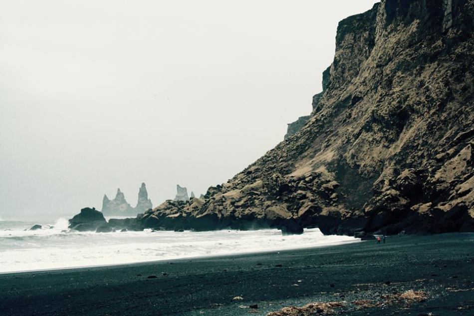 Iceland, Black Sand Beach, The Love Bungalow