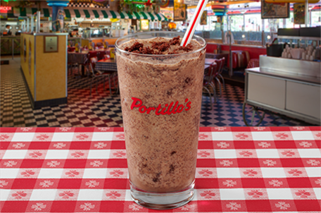 Chocolate Cake Shake, Portillo's