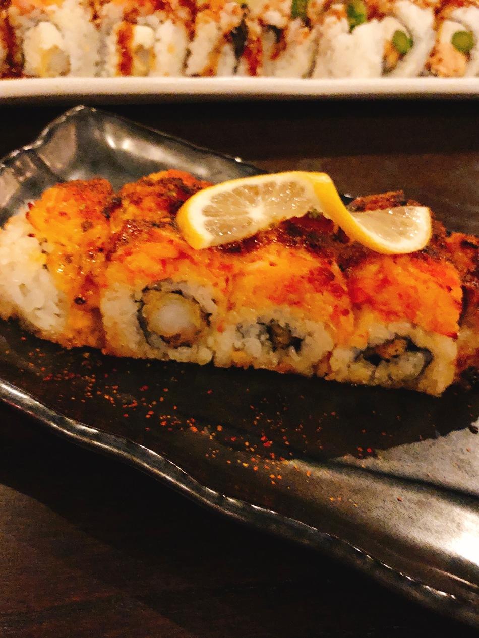Sushi Rol, Blue Sushi Sake Grill, Indianapolis