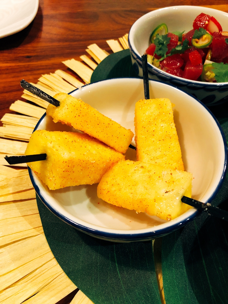 Spiced Pineapple, Nada, Indianapolis Food Blog