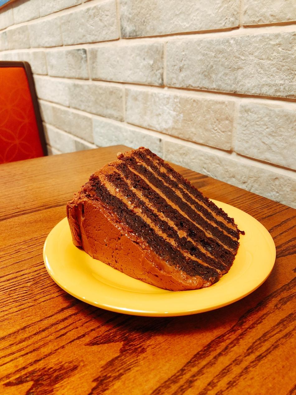 Chocolate Cake, Newk's Eatery