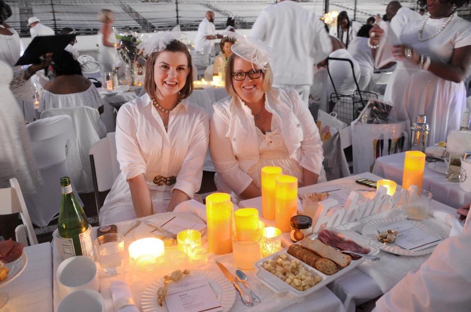 Le Diner en Blanc, Indianapolis, IN