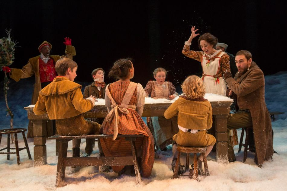 A Christmas Carol, Indiana Repertory Theatre