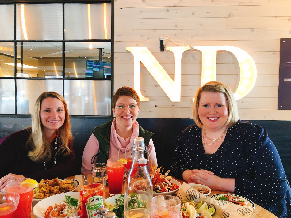 Next Door Eatery, Indianapolis, Galentine's Day